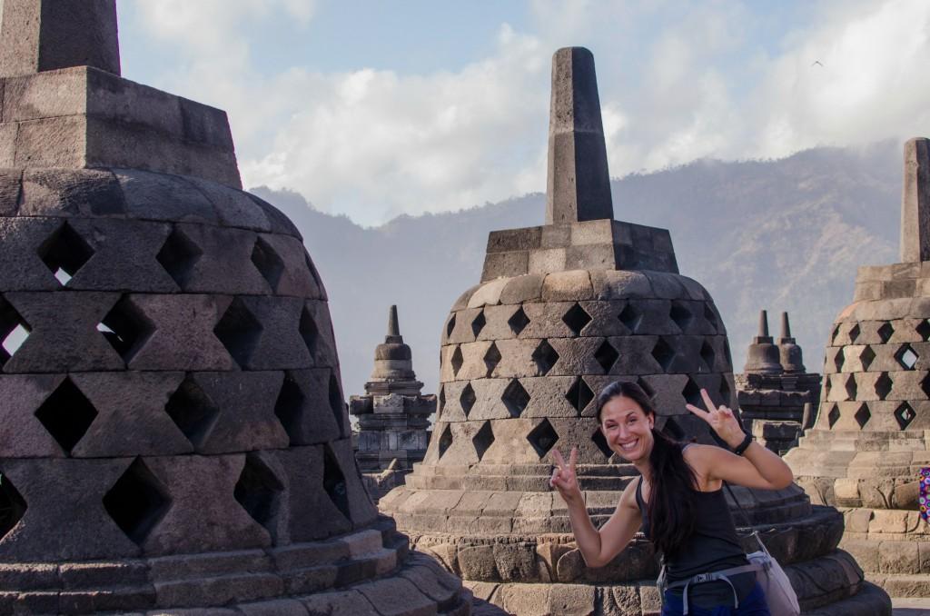 Indonesie Borobudur