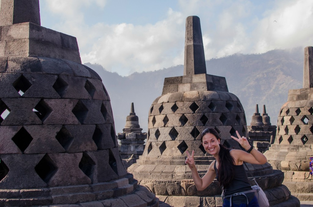 Indonesie Borobudur